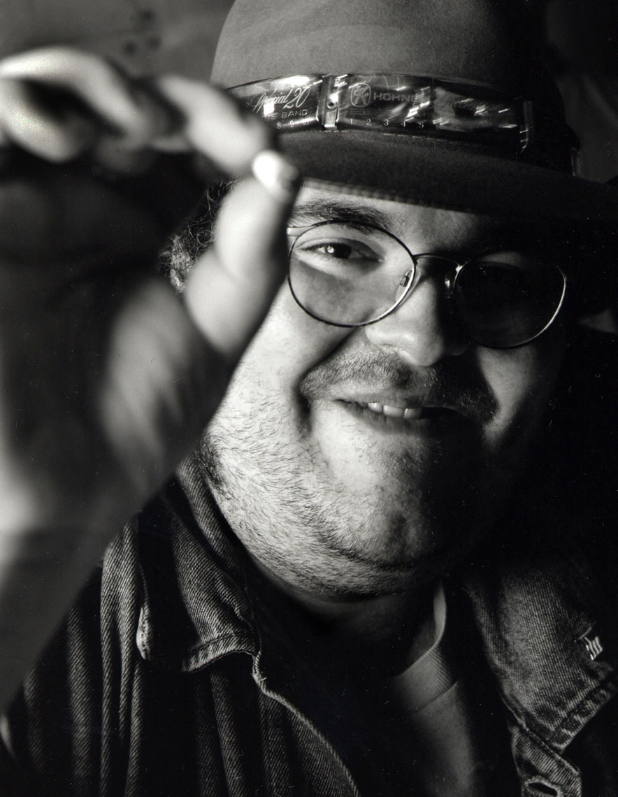 John Popper / photo : Thomas Hart Shelby